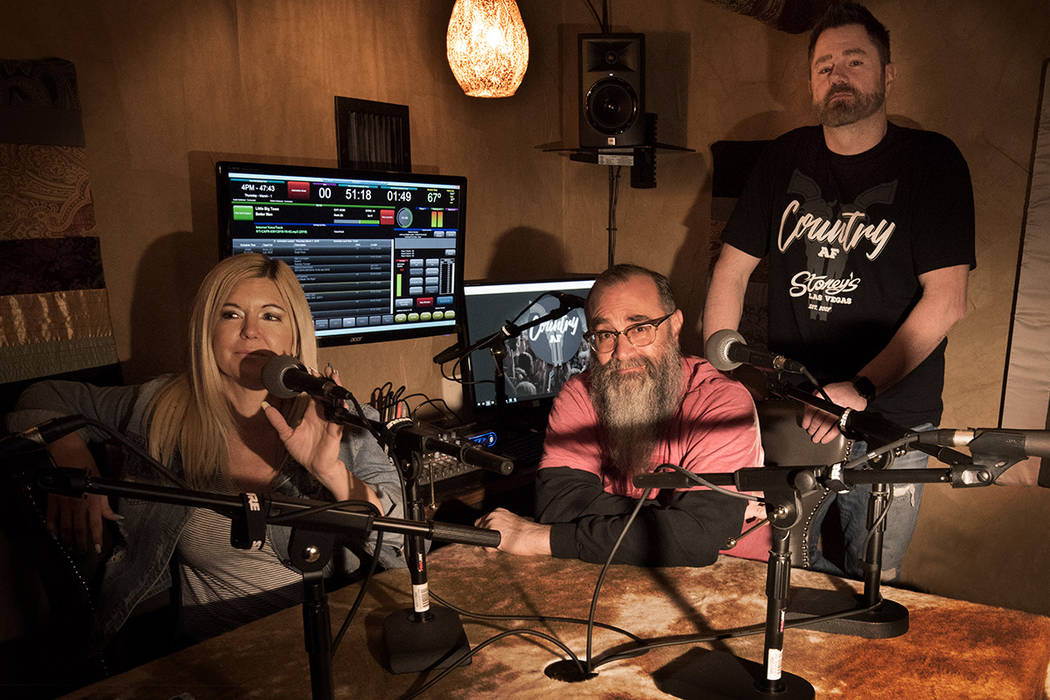 Country AF Radio Studio – Las Vegas, NV